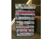 23 DVDs films