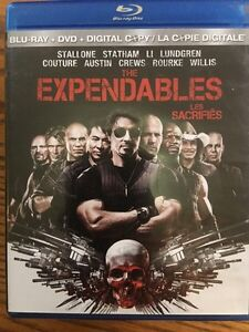 The Expendables Blue Ray London Ontario image 1
