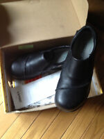 Women's Work Boots - Size 8
