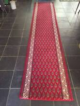 Lovely red Persian oriental pattern rug hallway runner Leichhardt Leichhardt Area Preview