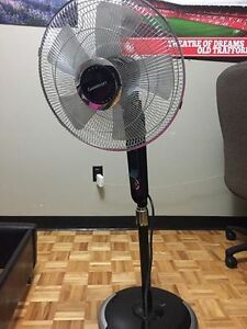 Pedestal Fan with Remote Control (Moving out sale)