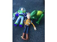 Toy story toy collection