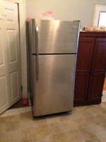 FRIGIDAIRE STAINLESS