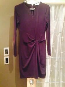 Stunning eggplant authentic Michael Kors dress ( size XS/s)