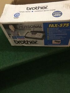 Brother fax machine Regina Regina Area image 1
