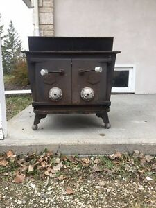 Woodstove - XL keep warm this winter in your outbuilding or shop