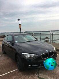 BMW 116D 1 Series Sport Auto Diesel (2013)