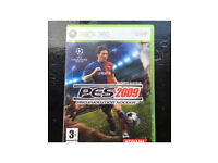 Pro Evolution Soccer 2009 Xbox 360