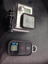 GoPro Hero 3 + silver-All packet