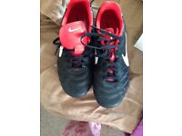 Nike football boots Size 6 (but more a 5)