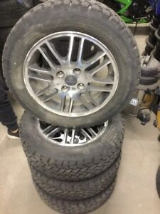195/60R15 MAGS FORD FOCUS PNEUS PACEMARK SNOWTRACKER 10/32