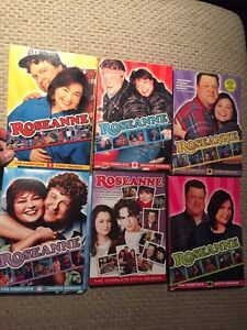 Roseanne season 1-6 Cambridge Kitchener Area image 1