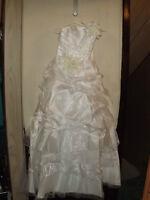 Wedding Dress - $200