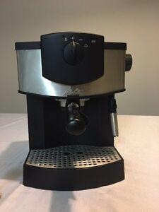 Espresso cappuccino latte maker by Melitta