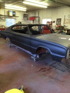 Wanted 1967 charger parts car