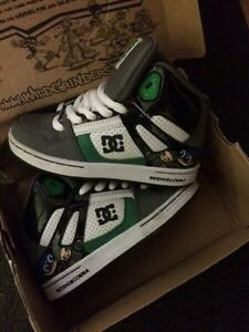Boys 12.5 DC shoes