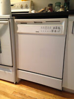Amana Stove/Fridge and Kenmoore Dishwasher for Sale