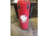 Punch bag fitness