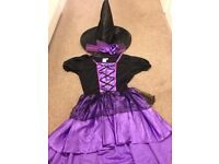 Lovely adults witch costume