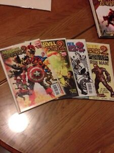 Marvel Zombies lot - First appearance of the Marvel Zombies Windsor Region Ontario image 6
