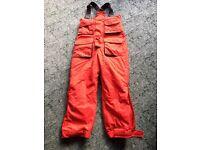 Sundridge +300n survivor jacket and trousers
