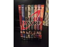 Red Dwarf - Complete DVD collection