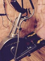 Livestrong Elliptical - like new!