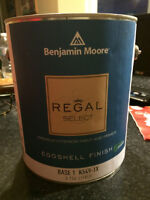 Benjamin Moore Regal Select Premium Indoor Paint