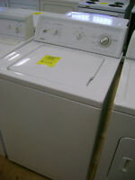 Kenmore washer with 90 day warranty. 4249.