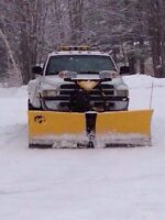 Snow Plowing Fredericton North and South