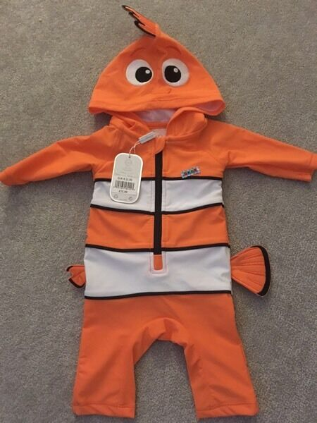 Finding nemo swimsuit