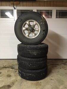 Good condition 4 Tires and Rims