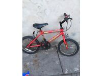 Bmx universal kids bike