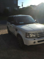 2007 Land Rover Range Rover Sport SUV Fully Equipped