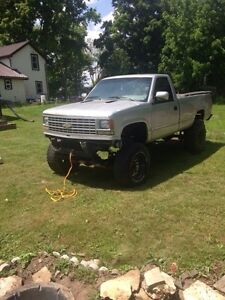 92 chev 1500 trade for sled Kitchener / Waterloo Kitchener Area image 2