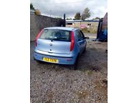 Cheap car 2003 1.2 Punto £195