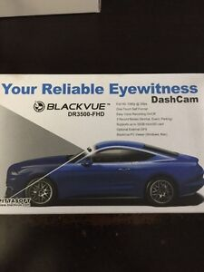 BLACKVUE DR3500-FHD Dashcam full HD w/ PowerMagic Pro London Ontario image 1
