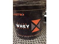 Matrix whey protein 2.25kg chocolate