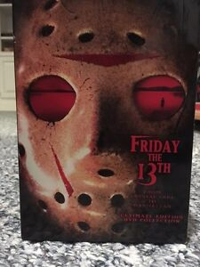 Complete Friday the 13th collection (1-8) London Ontario image 1