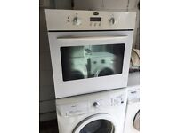 White Built in Electric Oven Fully Working Order Just £30 Sittingbourne