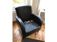 Armchair - needs reupholstering