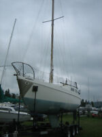 Coronado 27 Keelboat--Excellent Coastal Cruiser or Lake Boat