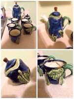 Brand new tea set - want it gone this week!