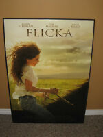 FLICKA - Original Movie Poster - Plakmounted