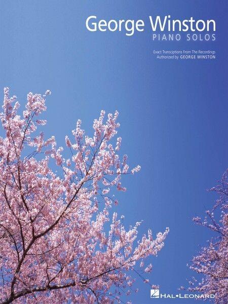 George Winston Piano Solos Sheet Music Piano Solo Book NEW 000306822