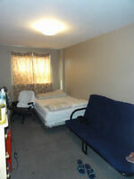 DOUBLE-SZ ROOM IN SHARED APT., ALL INCLUSIVE WiFi & TV