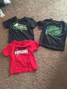 Size 2T Boys Tops