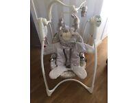 Graco baby swing £40