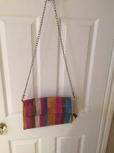 Colourful Aldo Clutch/Purse St. John's Newfoundland image 1