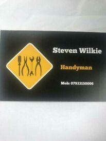 Experienced Handyman Paisley & Surrounding areas